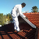 Roof Painting Sandton